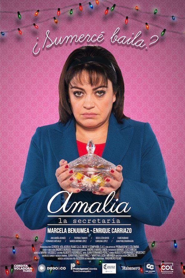 Amalia la secretaria - Formula Entretenimiento