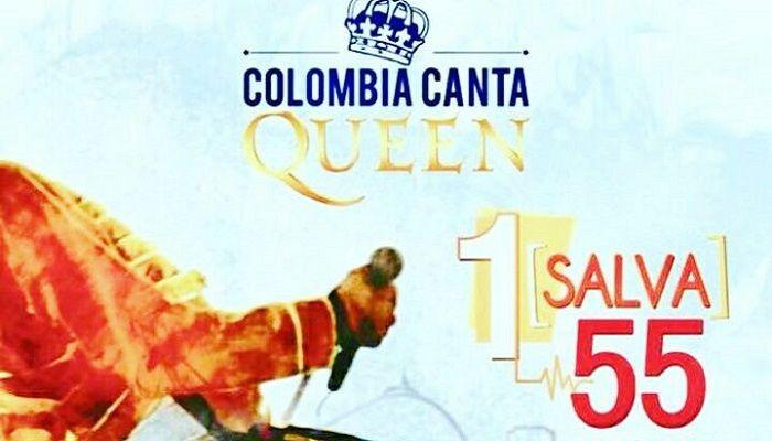 Colombia Canta Queen - Formula Medica