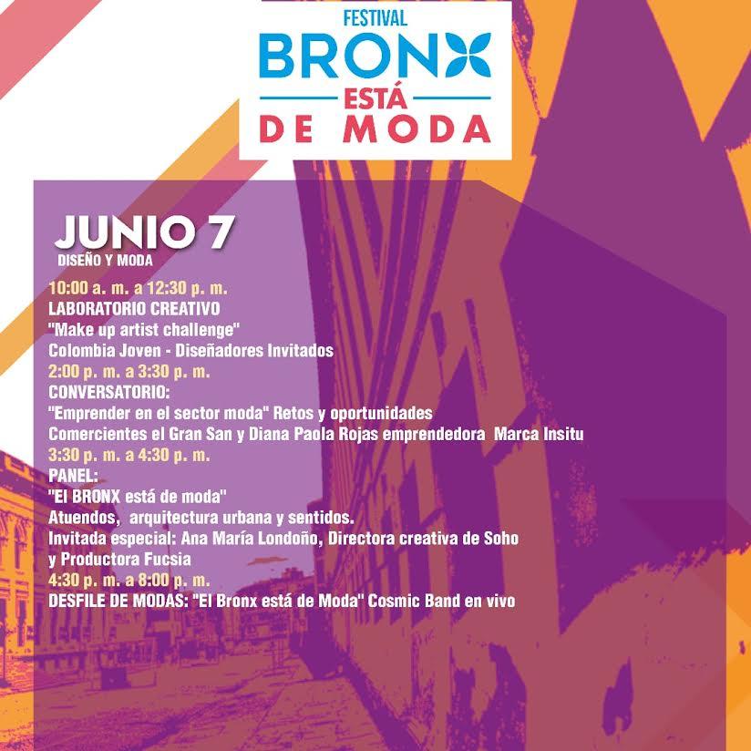 El Bronx esta de moda - Formula Entretenimiento