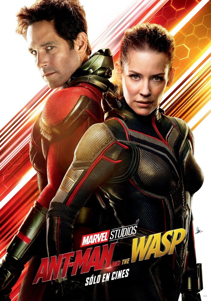 Ant-Man and The Wasp - Formula Entretenimiento