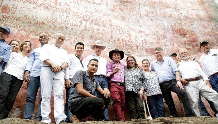 Chiribiquete Patrimonio Mixto de la Humanidad - Formula Entretenimiento
