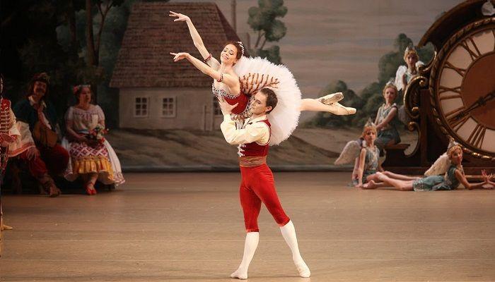 Ballet Bolshoi en Cine Colombia - Formula Entretenimiento