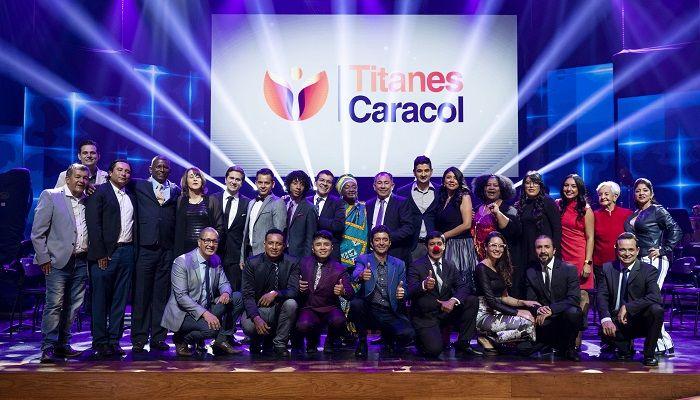 Titanes Caracol 2018 - Formula Entretenimiento
