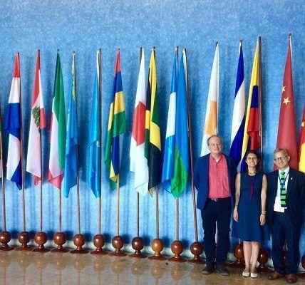 Delegacion colombiana Unesco - Formula Entretenimiento
