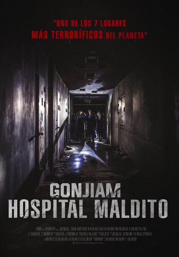 GONJIAM El hospital maldito - Formula Entretenimiento
