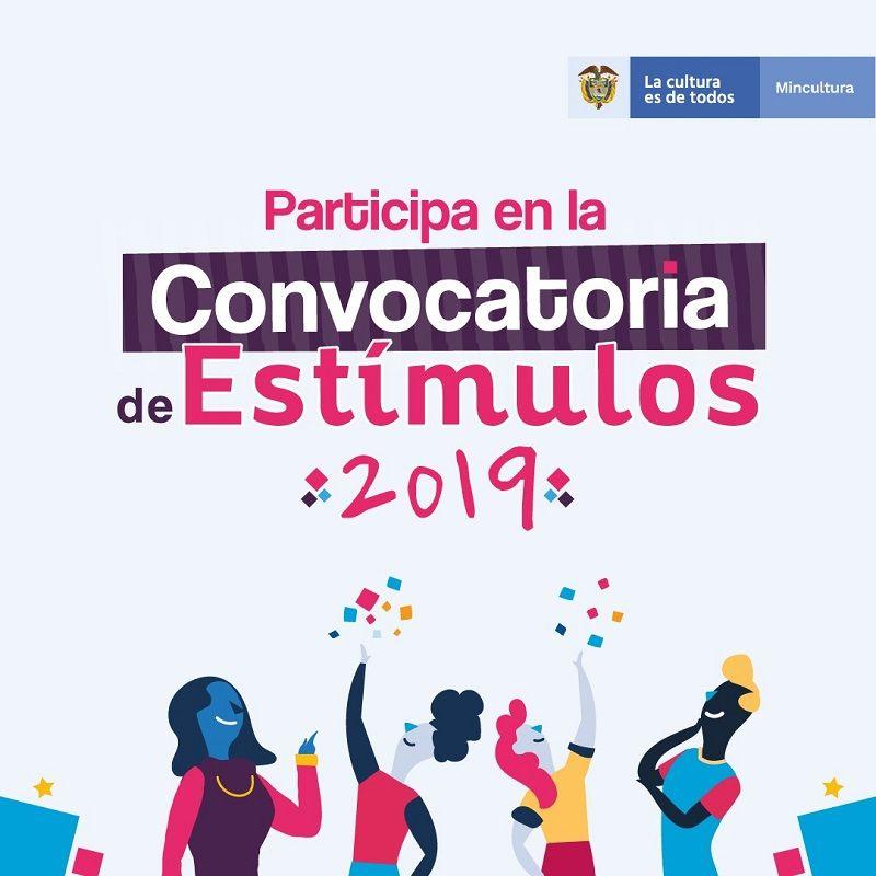 Convocatoria de estimulos 2019 - Formula Entretenimiento
