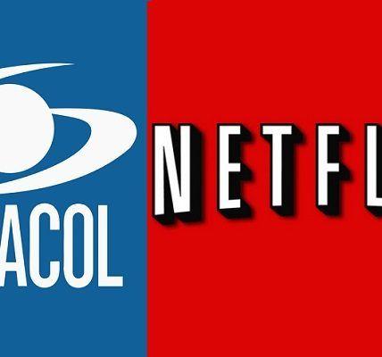 Alianza Caracol Television y Netflix - Formula Entretenimiento