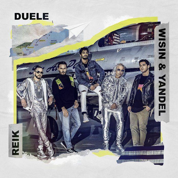Duele Reik y Wisin y Yandel - Formula Entretenimiento