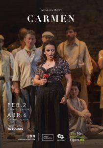 Opera Carmen en Bogotá - Formula Entretenimiento