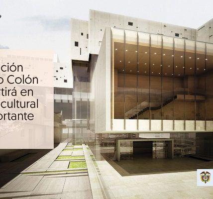 Ampliacion Teatro Colon - Formula Entretenimiento