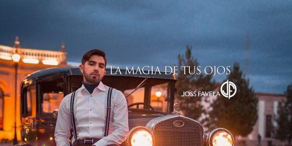 La magia de tus ojos Joss Favela - Formula Entretenimiento