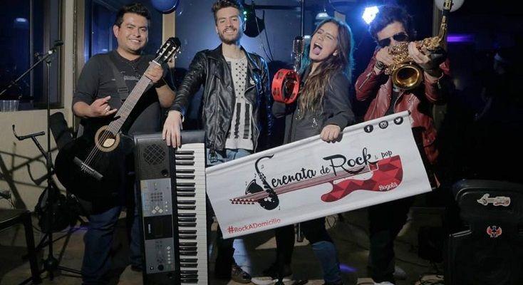 Serenata Rock - Formula Entretenimiento