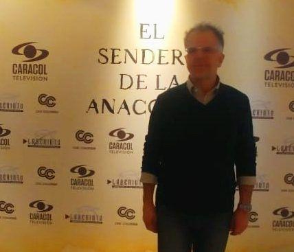 Alessandro Angulo El sendero de la Anaconda - Formula Entretenimiento