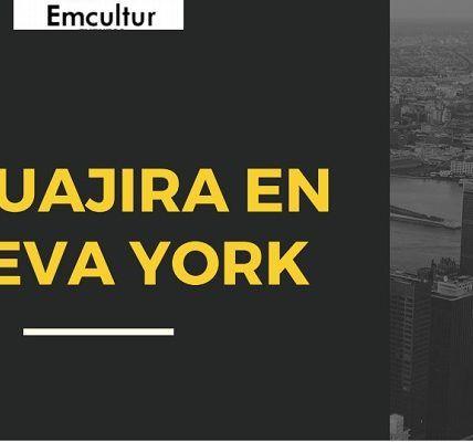 La Guajira en New York - Formula Entretenimiento
