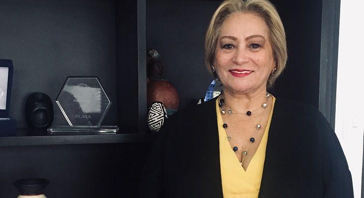 Patricia Acosta - directora de la Feria Internacionl de Seguridad - Formula Entretenimiento