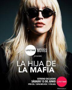 Poster La Hija de la Mafia - Formula Entretenimiento