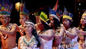 Cultura amazonica - Formula Entretenimiento
