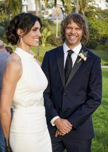 Daniela Ruah y Eric Christian Olsen - Ncis Los Angeles - Formula Entretenimiento