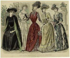 Las faldas en el siglo XIX - Formula Entretenimiento
