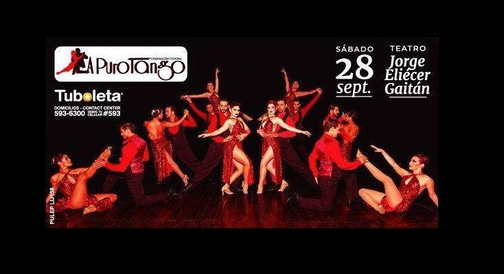 A puro tango - Formula Entretenimiento