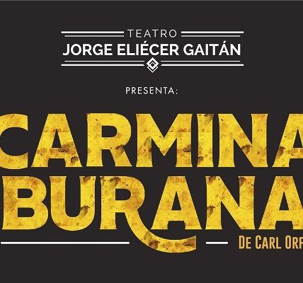 Carmina Burana en Bogota - Fomula Entretenimiento