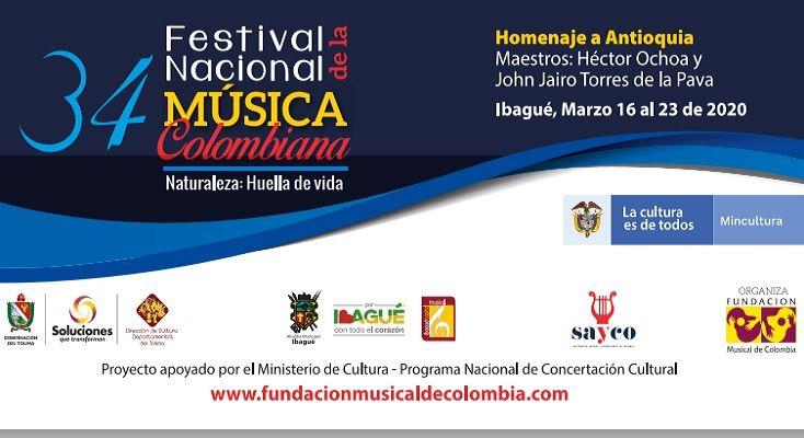 Festival Nacional de la Música Colombiana - Formula Entretenimiento