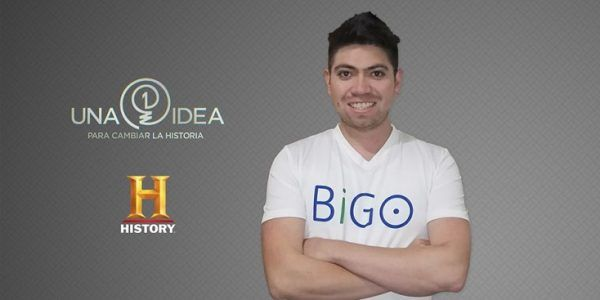 Alexander Nieves BIGO - Una idea para cambiar la historia
