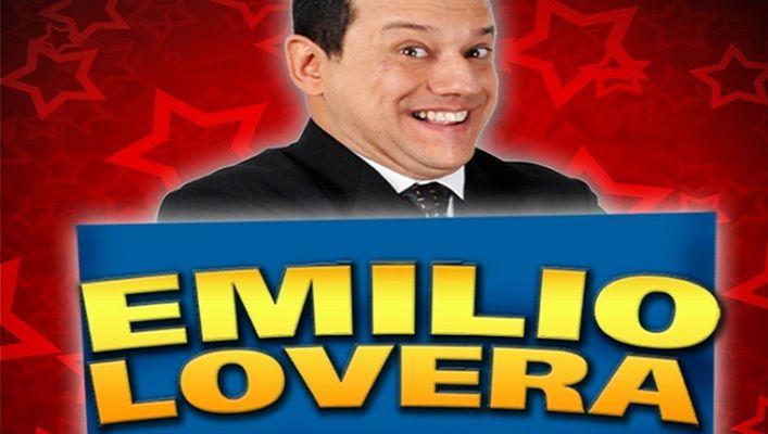 Emilio Lovera - Formula Entretenimiento