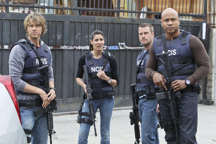 Décimo primera temporada de NCIS los Ángeles - Fórmula Entretenimiento