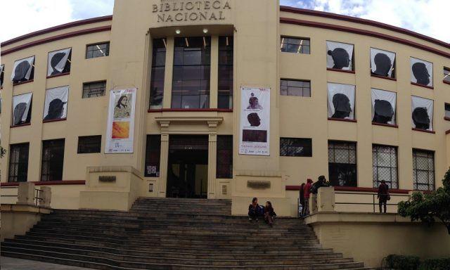 Biblioteca Nacional de Colombia - Fórmula Entretenimiento