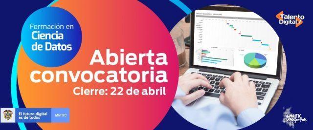 Convocatoria para formar 500 colombianos en Ciencia de Datos - Fórmula Entretenimiento