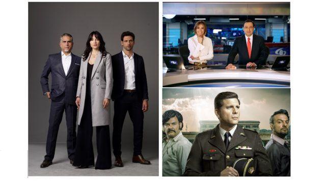 Producciones Caracol Televisión - Fórmula Entretenimiento