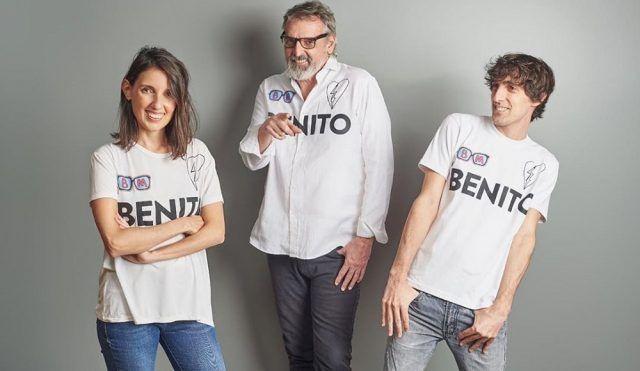 Benito Fernández - Fórmula Entretenimiento