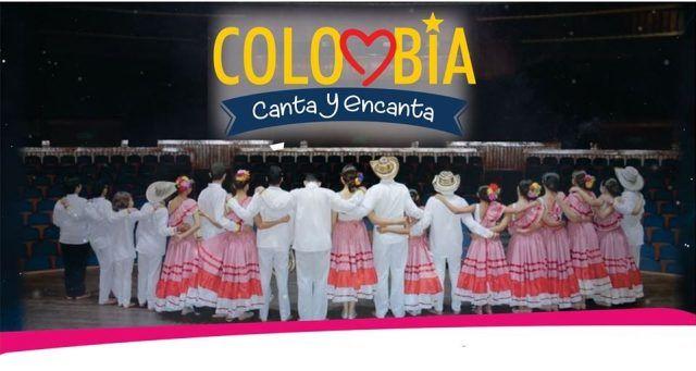 Colombia Canta y Encanta - Fórmula Entretenimiento