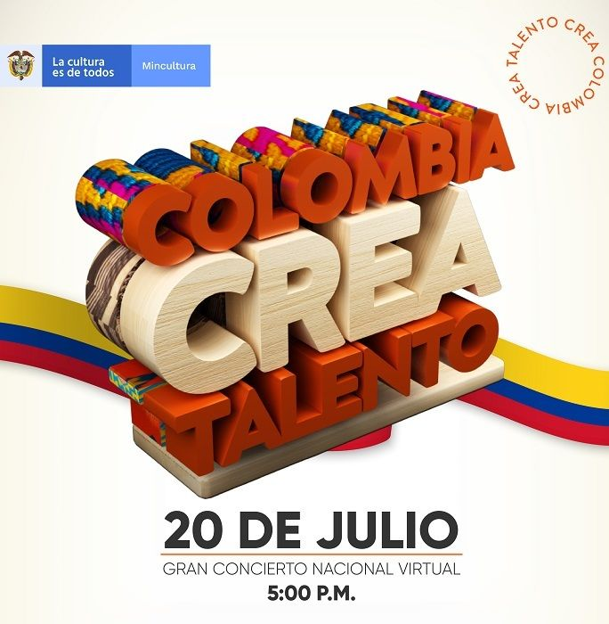Colombia crea talento - Fórmula Entretenimiento
