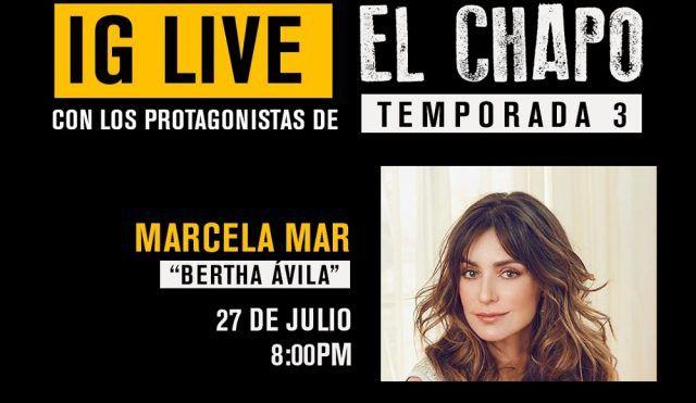 IG Live El Chapo - Fórmula Entretenimiento