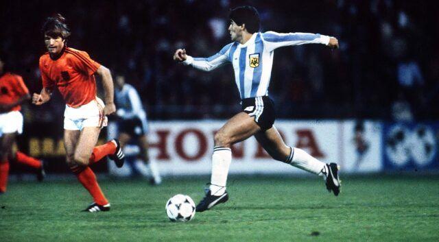 Diego Armando Maradona - Fórmula Entretenimiento