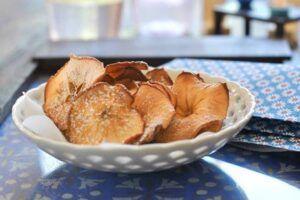 Patatas fritas de manzana - Fórmula Entretenimiento