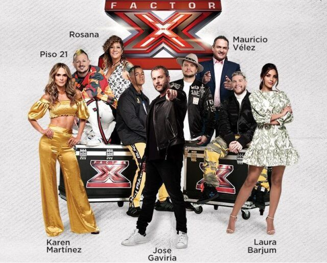 Factor X - Fórmula Entretenimiento