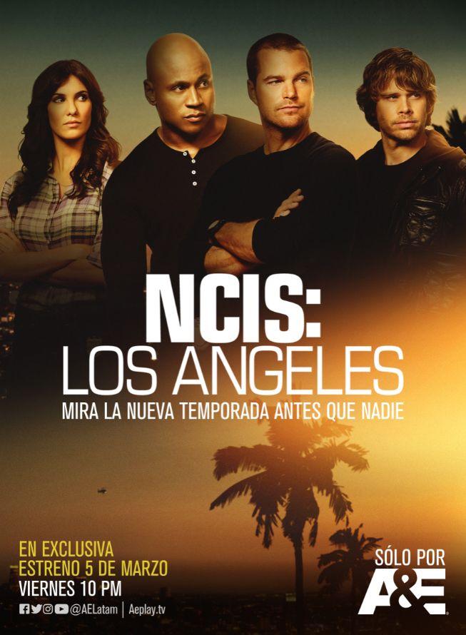 NCIS LA temporada 12 - Fórmula Entretenimiento