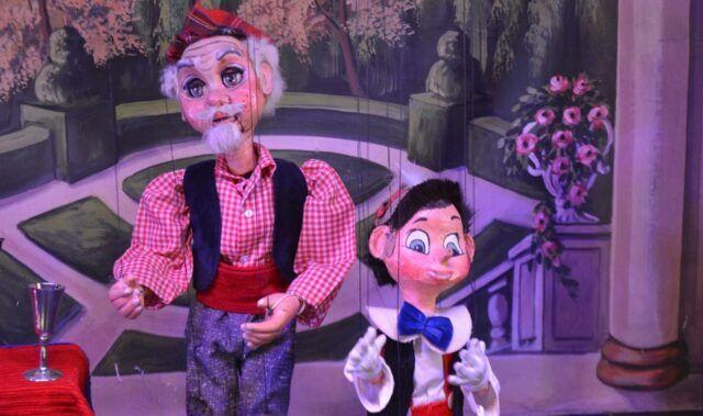 Teatro de Marionetas de Jaime Manzur - Fórmula Entretenimiento